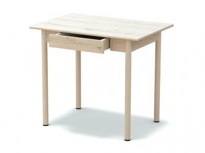 Стол обеденный с ящиком Дуб эльза