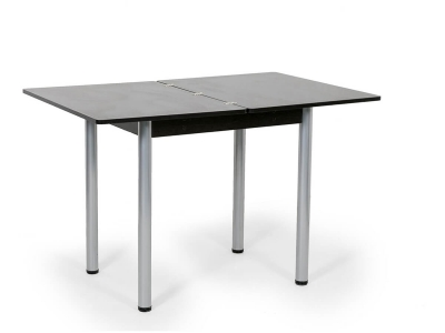 Стол раскладной Ирис Венге - Серебро