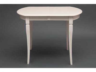 Стол раскладной Modena (md-t4ex) Ivory White (Слоновая Кость 2-5)