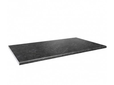 Столешница Кастилло тёмный 1050х600х26 С-105