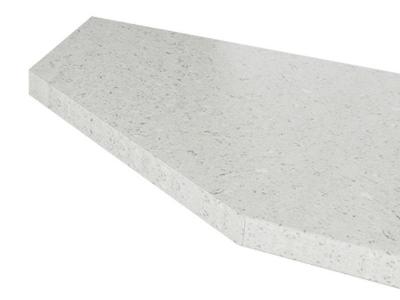 Столешница постформинг торцевавя 28 мм (Этна) 1500 мм