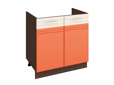 Стол под мойку 09.50 Оранж 600х530х820