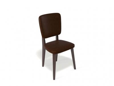 Стул Kenner 116М венге/коричневый