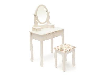 Туалетный столик с зеркалом и табуретом Secret De Maison Coiffeuse (mod. Hx15-075)