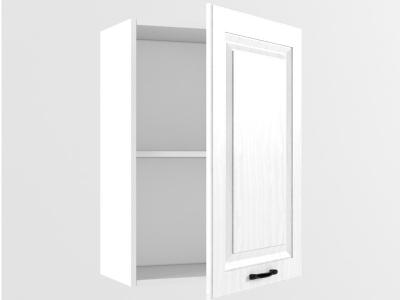 Верхний шкаф В 500 1 дверь 720х500х300 Белый Вегас