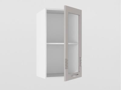 Верхний шкаф В 400 стекло 720х400х300 Волна