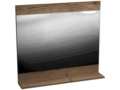 Зеркало Ханна ПХ-8 900х166х800 Дуб Галифакс Табак