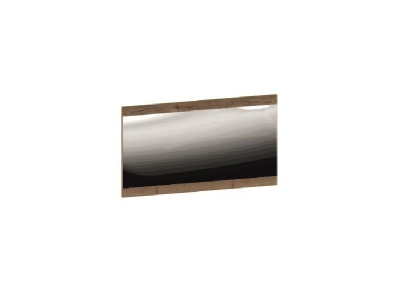 Зеркало малое Гарда Дуб галифакс Табак 1066х600