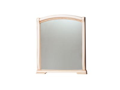 Зеркало Парма 804 кремовый белый 900х1000